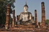 Thailand Sukhothai Wat Mahathat