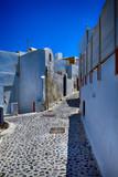 Rue à Santorin 2