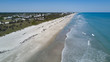 An Aerial View of Satellite Beach, Florida