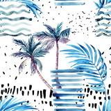Abstract summer seamless pattern. - 149947543