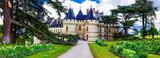 Most beautiful castles of Europe - Chaumont-sur-Loire, Loire valley, France - 150121130