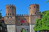 Roma, Porta di San Sebastiano
