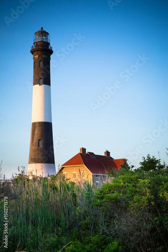 Historic Fire Island Lighthouse, Long Island New York