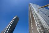 MILAN, ITALY, MARCH 28, 2017 - Isozaki Tower in