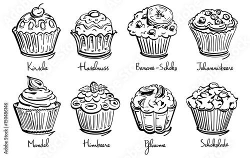 Gamesageddon Geburtstag Maus Ratte Kuchen Muffin