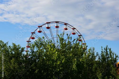 Poster Ferries wheel