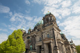 Berlin / historical cathedral.