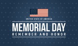 Happy memorial day theme background - 150780737