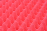 Red acoustic foam abstract background - 150828723
