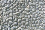 Massive große Steinmauer