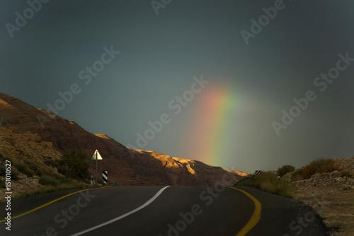 Road to rainbow