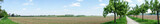 Panorma of rural area in Germany