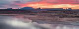 Lake Powell Sunrise Panorama