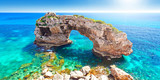 Es Pontas Felsen Santanyi Mallorca Spanien - 151345531