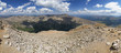 Mount Lincoln Summit Panorama