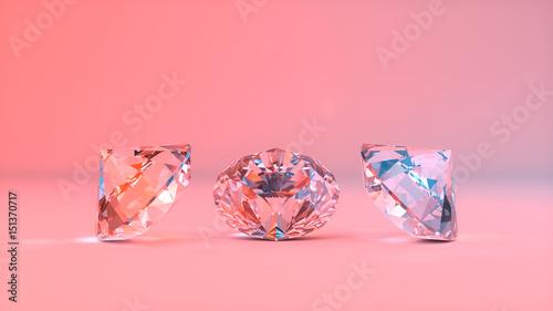Różowe diamenty