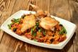 Deliciously prepared food - 151546581