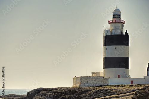 Lighthouse at Hook Head, County Wexford, Ireland