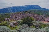 Isnello, foto panoramica del centro storico