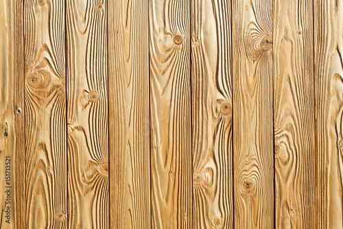 Tuinposter Hout wood background with natural texture