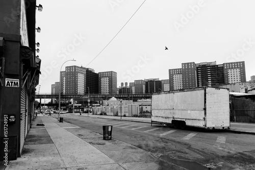 Deserted Coney Island