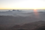 Sunrise on Mt. Sinai