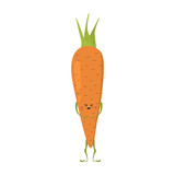 Funny Vegetable Card - 151857924