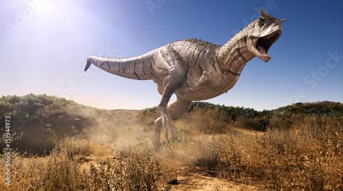 3d-rendering-carnotaurus-laduje-przez-af