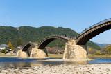 Wooden Kintai Bridge