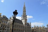 Gran Place in Brussels