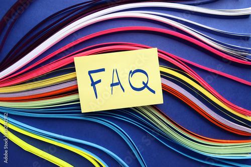 Poster FAQ information