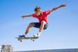 jump on skateboard - 152151741