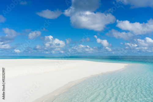 Foto op Plexiglas Tropical strand beautiful tropical beach