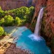 Havasu Falls Havasupai Arizona - 152242595