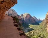 Angels Landing Zion National Park Utah