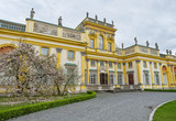 Royal Wilanow Palace in Warsaw - residence of King Jan III Sobieski - 152291922