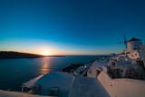 Sunset in Santorini - 152306334