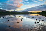 Loch Morlich at Sunset