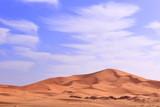 Beatiful desert in sahara