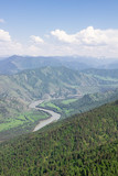 panorama of Altai 1