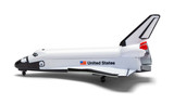 Space Shuttle Side View