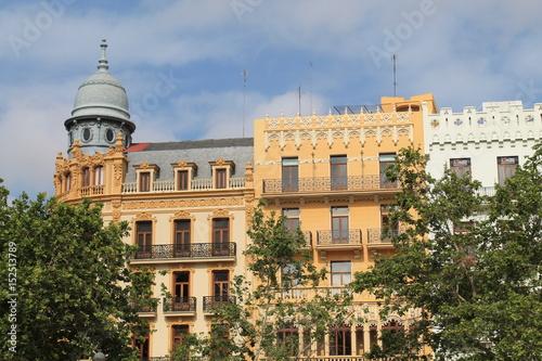 Valencia architecture 1