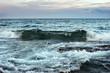Waves on Lake Superior