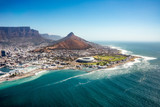 Aerial view of Capetown, SOuth Africa - 152589155
