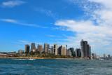 オーストラリア シドニー ダーリングハーバーのビル群