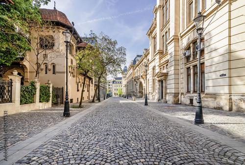 Lipscani, Bucharest, Romania - 152697531