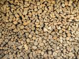 lumber pile texture close
