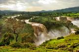 Blue Nile Falls, Ethiopia, Africa © alekosa
