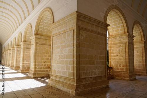Kloster auf Malta Poster