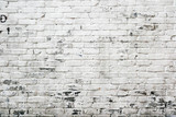 White brick wall background - 152791709